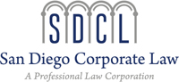 San Diego Corporate Law Retina Logo