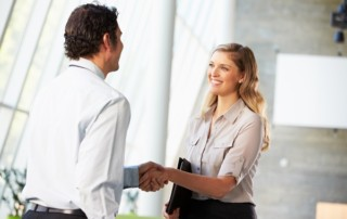 Beginning a Business Relationship with a Vendor
