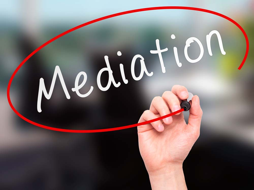 an analysis of the concept of mediation as a solution for litigation crisis Us corporations should implement in-house mediation of a litigation crisis who believe in mediation and who can drive this concept of adr.