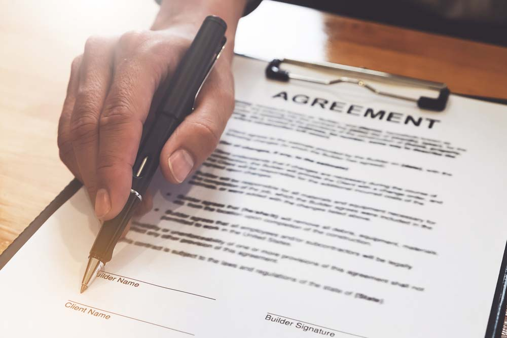 Buy Sell Agreements Should Contain A Right Of First Refusal San