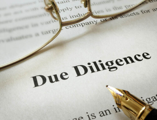 Mergers and Acquisitions: Attention to Detail is Essential During Due Diligence